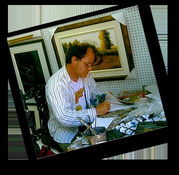 Laurent lafleur artiste peintre