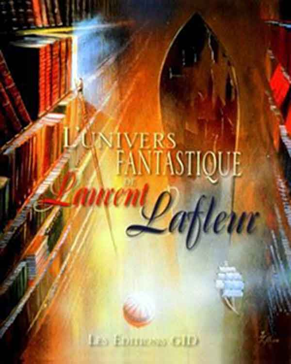 L'univers fantastique - Laurent Lafleur