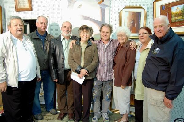 Diabète Charlevoix rend hommage à Laurent Lafleur